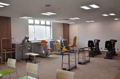 イオン介護 機能訓練室