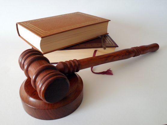 裁判の木槌